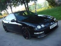 2000 X Honda Integra 1.8 Type R ( a/c ) ( Cat 1 Alarm ) UK Spec in Black