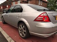 2006 Ford Mondeo 2.0 TDCI E4 Titanium X Fully Loaded Hpi Clear Towbar Leather In Daily Use May PX
