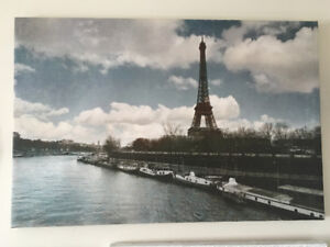 Beautiful Print of Paris