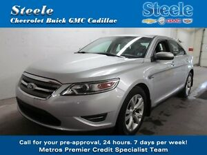 2012 Ford TAURUS SEL AWD SUPER LOW KM'S !!!