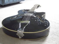 Jay Turser factory special archtop jazz electric guitar