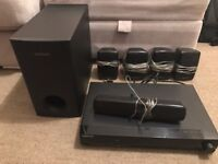 Samsung HTZ-320 5.1 surround sound