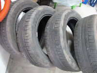 Set of 4 Goodyear Assurance 215 60 17 6/32 to 7/3