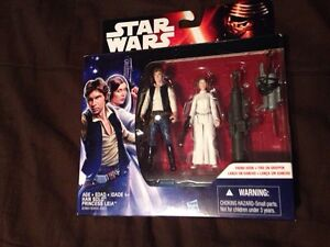 2 action figure set starwars retro new order re-issue