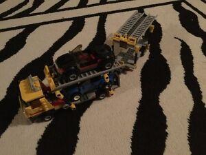 Lego City Car Transporter Set Kitchener / Waterloo Kitchener Area image 3
