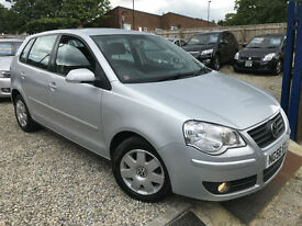 ✿56-Reg Volkswagen Polo 1.4 TDI S 5dr✿ TURBO DIESEL✿ONE LADY OWNER✿ LOW MILEAGE✿