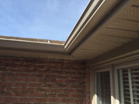25% off for replace eavestrough, call647-860-1066