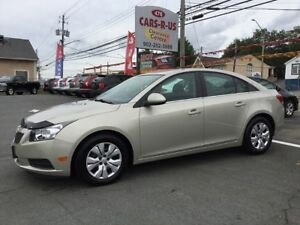 2014 Chevrolet Cruze 1LT     FREE 1 YEAR PREMIUM WARRANTY INCLUD