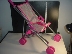 BABY DOLL LITTLE STROLLER FOR THE LITTLE ONE