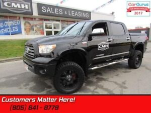 2008 Toyota Tundra Limited  4X4, NAV, ROOF, LEATHER, LIFT, HS