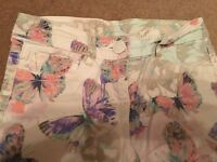 3 pairs girl Jeans aged 9