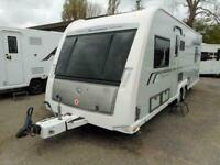 2014 Buccaneer Caravel - 4 Berth Fixed bed touring caravan
