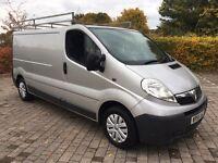 2006 Vauxhall Vivaro 1.9 CDTi 2900 LWB 99K MILES, NO VAT (Renault Trafic / Nissan Primastar) Traffic