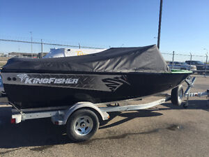 2016 KingFisher 1775 Extreme,Jet River Boat