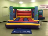 12ft x 12ft bouncy castle for a day in Suffolk.
