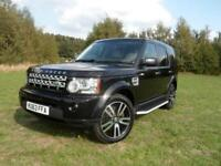 Land Rover Discovery 4 3.0SD V6 (255bhp) HSE Station Wagon 5d 2993cc auto