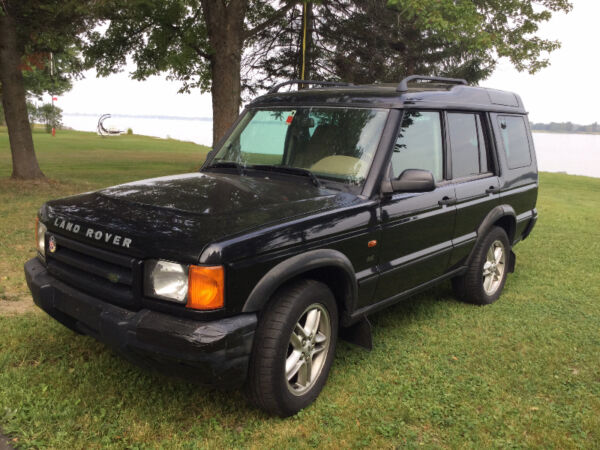 Used 2002 Land Rover Discovery