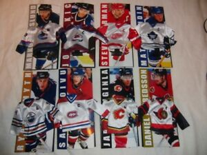 2003 McDonalds Mini Hockey Jerseys