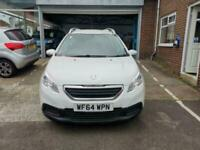 2014 Peugeot 2008 1.2 ACCESS PLUS 5d 82 BHP Hatchback Petrol Manual