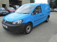 2011 Volkswagen Caddy Maxi 1.6TDI 102PS C20 1 owner diesel sld x 2 pas cd stereo