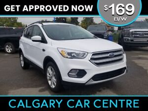 2017 Escape $159B/W TEXT US FOR EASY FINANCING! 587-317-4200