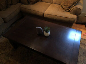 Side Table & Coffee Table