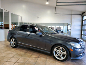 Mercedes C300 2011 4matic Toit Cuir Finance Special 9495$