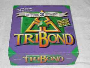 TRIBOND - BOARDGAME - LIKE NEW - CHECK IT OUT!