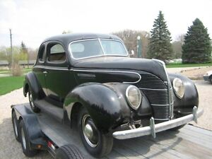 1939 Ford grille, right side only