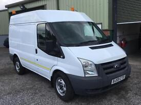 Ford Transit Swb, Awd, 4x4, Workshop Van. NO VAT.