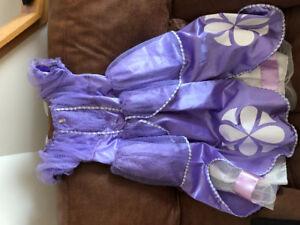 Disney Sophia dress and party dresses