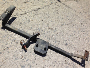 Toyota Camry 1998 - 2006 Reese trailer hitch