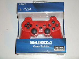 FOR SALE: BRAND NEW SONY PS3 BLUETOOTH WIRELESS CONTROLLERS!!!!!