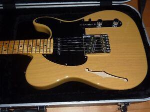 Guitare Télécaster  G&L