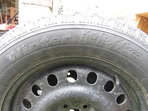 4 GM Winter Tires on Rims - Reduced Cambridge Kitchener Area image 7
