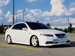 2004 Acura TL *Converted to 08 Type-S-Rare6MT-OEM Lip Kit-Clean