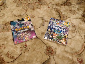 Pokémon Pearl & Diamond Official Guides Vol. 1-2