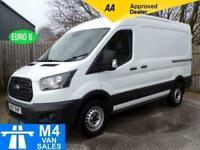 2017 Ford Transit 2.0 330 FWD A/C L2 H2 EURO 6 130 ps MWB Panel Van Diesel Manua