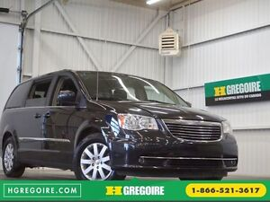 2016 Chrysler Town And Country Stow'n Go (caméra-tv/dvd)