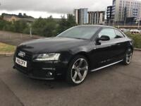 2011 AUDI A5 TDI S LINE BLACK EDITION COUPE DIESEL