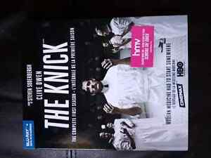 The Knick on Blu-Ray
