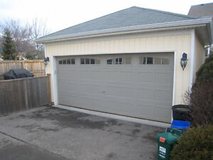 Double car Garage for sale , 20x20