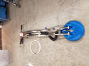 Turbo Force - Turbo Hybris 12' tile and grout spinner