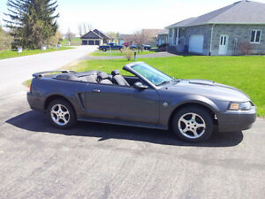 2004 Ford Mustang Convertable Coupe (2 door)