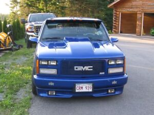 89 GMC LONG BOX