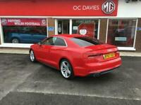 2017 Audi A5 2.0 TDI S Line 2dr S Tronic COUPE Diesel Automatic