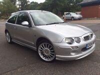 2004 MG ZR 1.4 105 BHP 3dr ## Very good car ## 1 Years MOT ## Drives lovely ##
