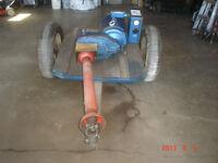 generatrice 15,000 Watts sur P.T.O. de tracteur