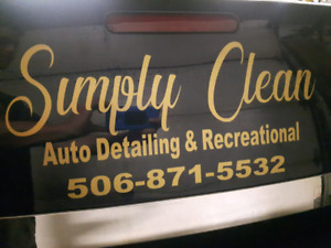 Simply Clean Auto Detailing