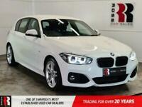 2017 17 BMW 1 SERIES 1.5 118I M SPORT 5D 134 BHP